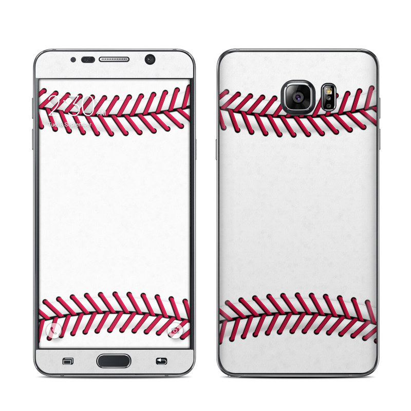 Baseball Galaxy Note 5 Skin