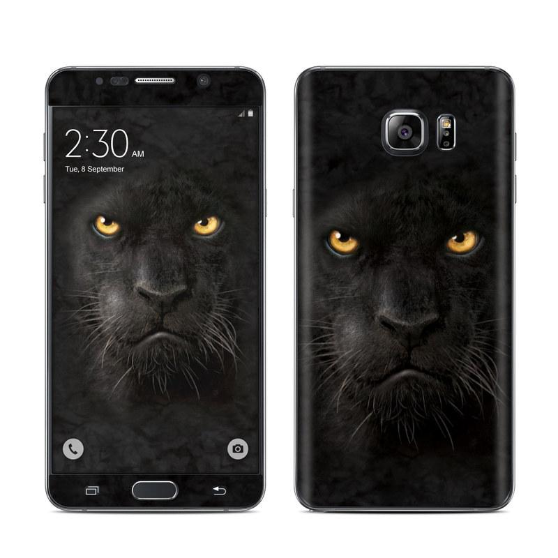 Black Panther Galaxy Note 5 Skin