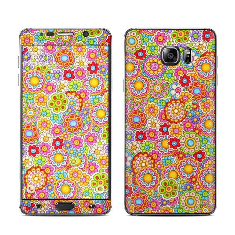 Bright Ditzy Galaxy Note 5 Skin