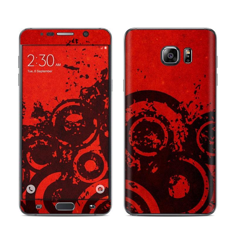 Bullseye Galaxy Note 5 Skin