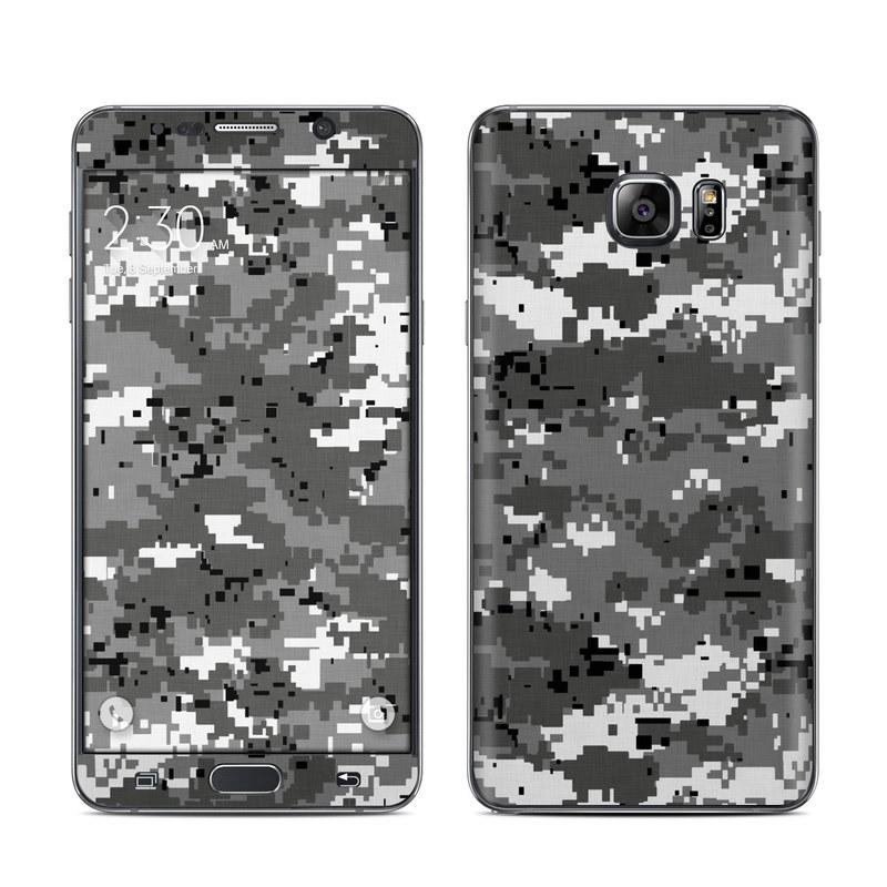Digital Urban Camo Galaxy Note 5 Skin