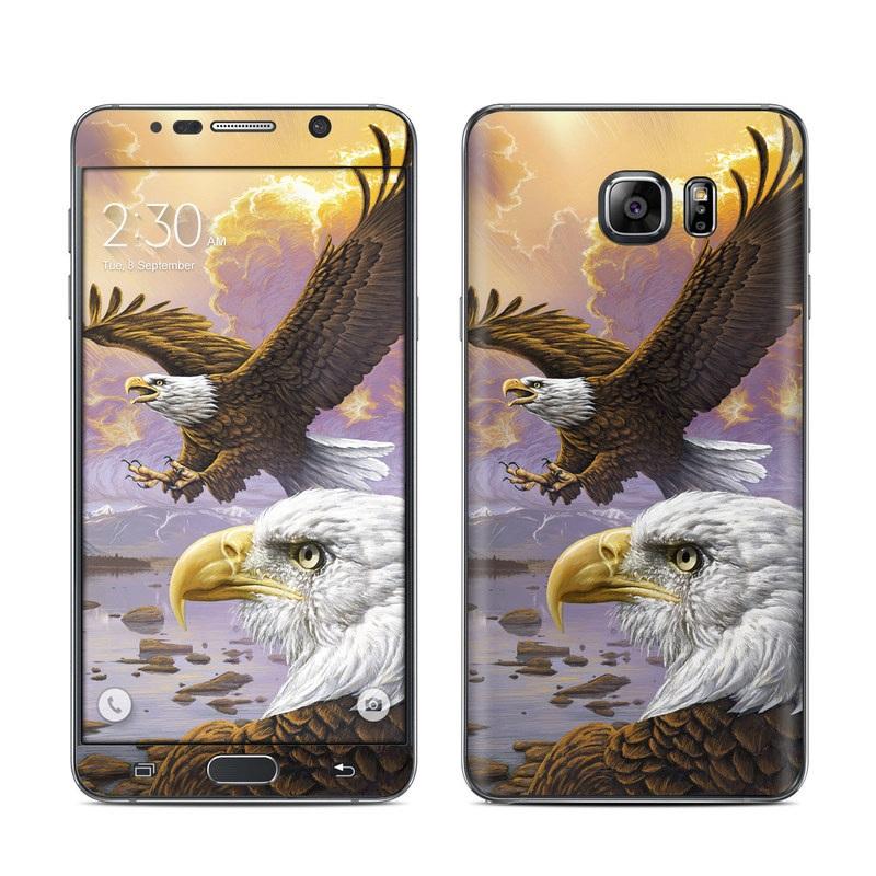 Eagle Galaxy Note 5 Skin