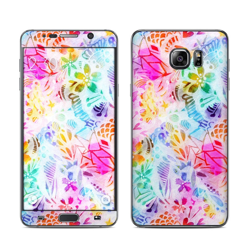 Fairy Dust Galaxy Note 5 Skin