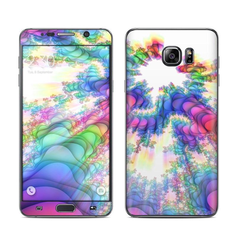 Flashback Galaxy Note 5 Skin