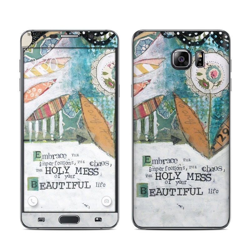 Holy Mess Galaxy Note 5 Skin