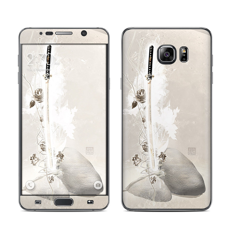 Katana Gold Galaxy Note 5 Skin