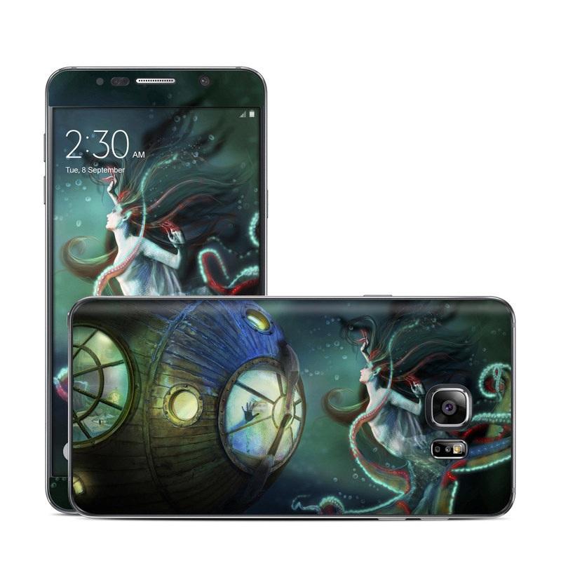 20000 Leagues Galaxy Note 5 Skin