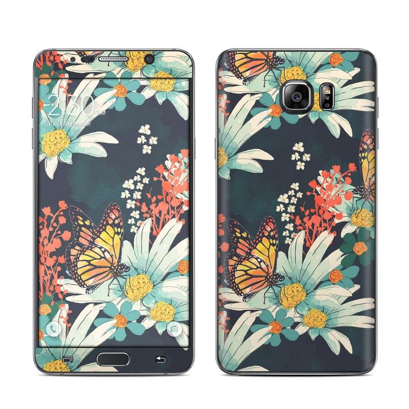 Monarch Grove Galaxy Note 5 Skin
