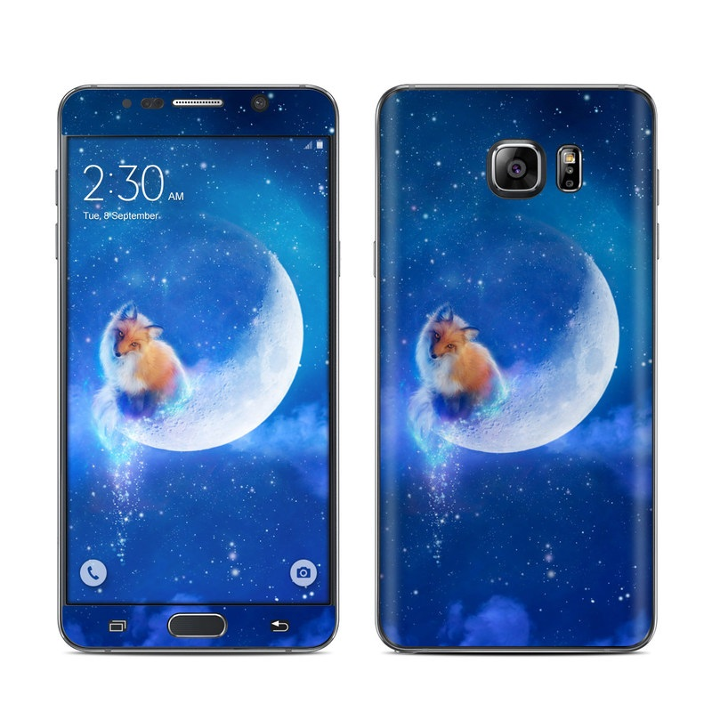 Moon Fox Galaxy Note 5 Skin