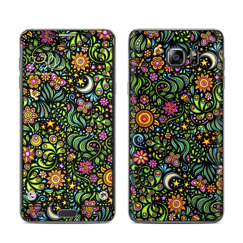 Nature Ditzy Galaxy Note 5 Skin