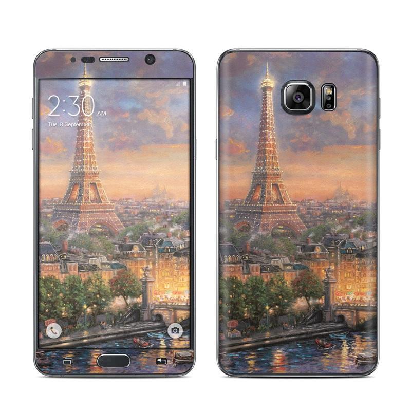 Paris City of Love Galaxy Note 5 Skin