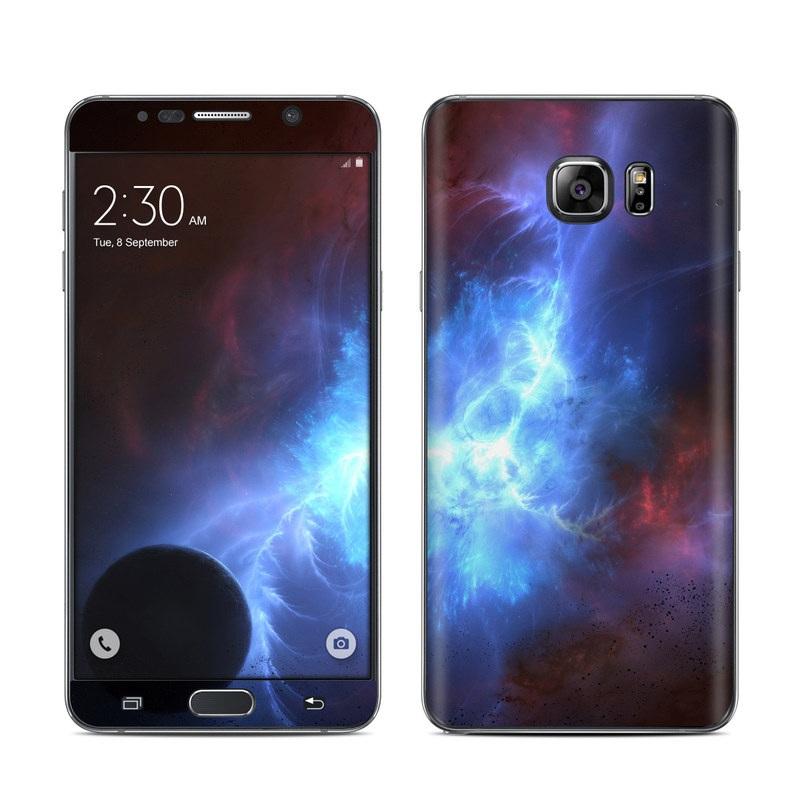 Pulsar Galaxy Note 5 Skin