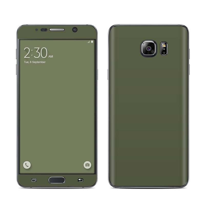Samsung Galaxy Note 5 Skin design of Green, Brown, Text, Yellow, Grass, Font, Pattern, Beige with green colors