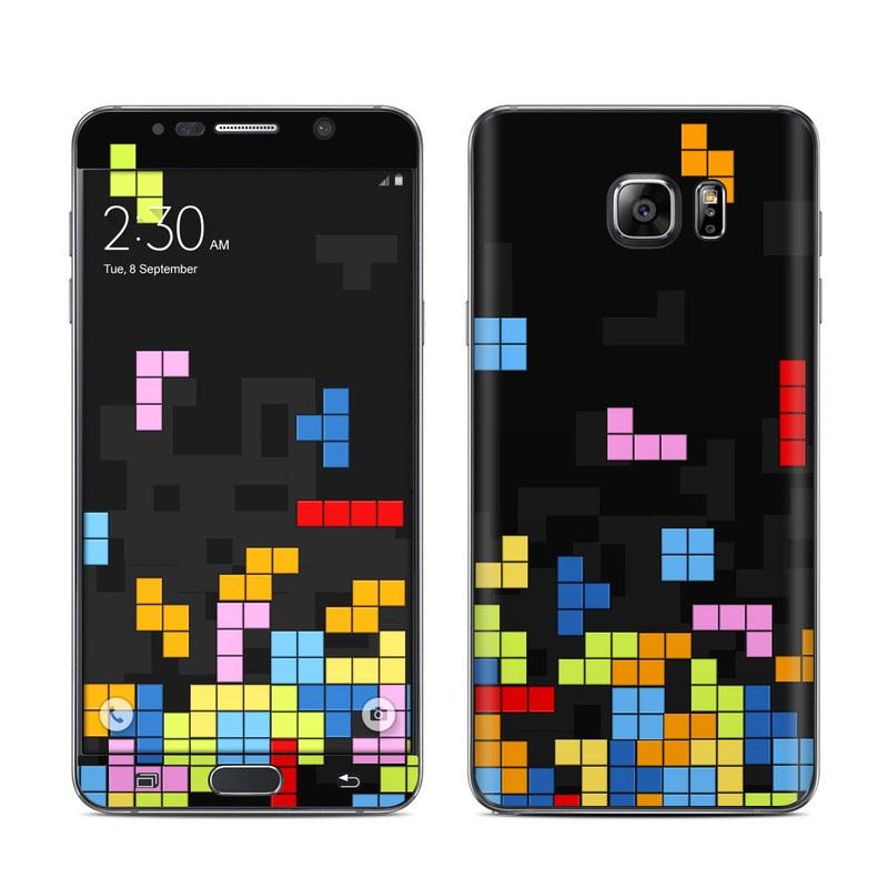 Tetrads Galaxy Note 5 Skin