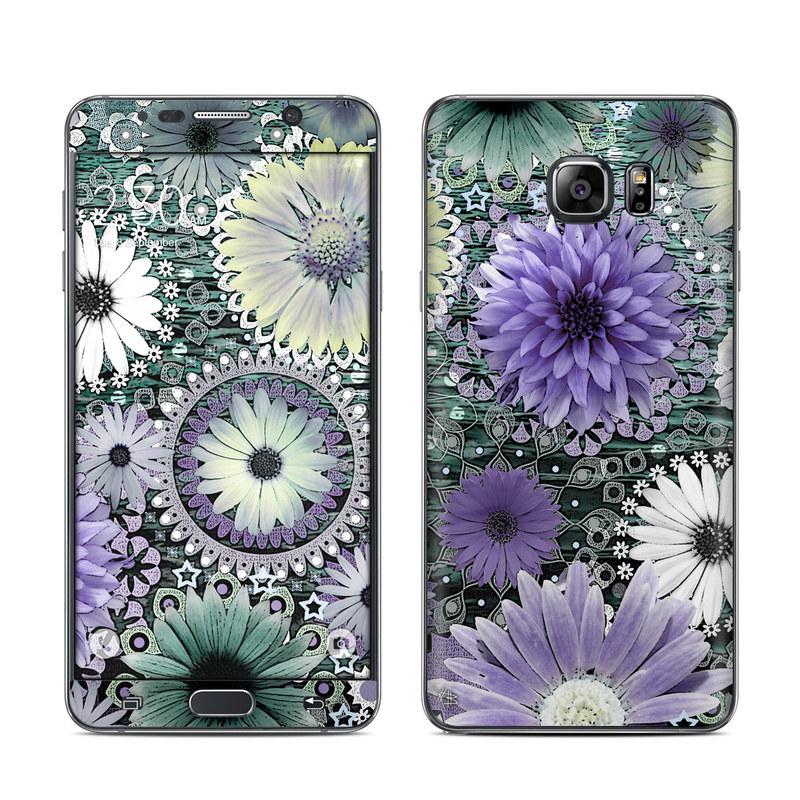 Tidal Bloom Galaxy Note 5 Skin