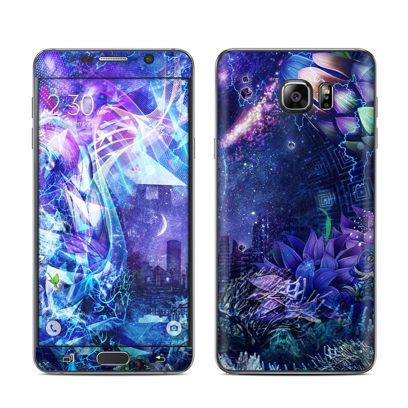Transcension Galaxy Note 5 Skin