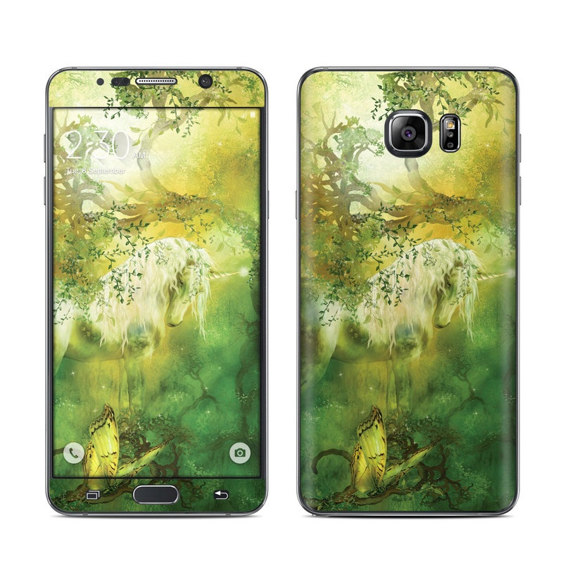 Unicorn Galaxy Note 5 Skin