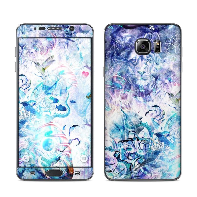 Unity Dreams Galaxy Note 5 Skin