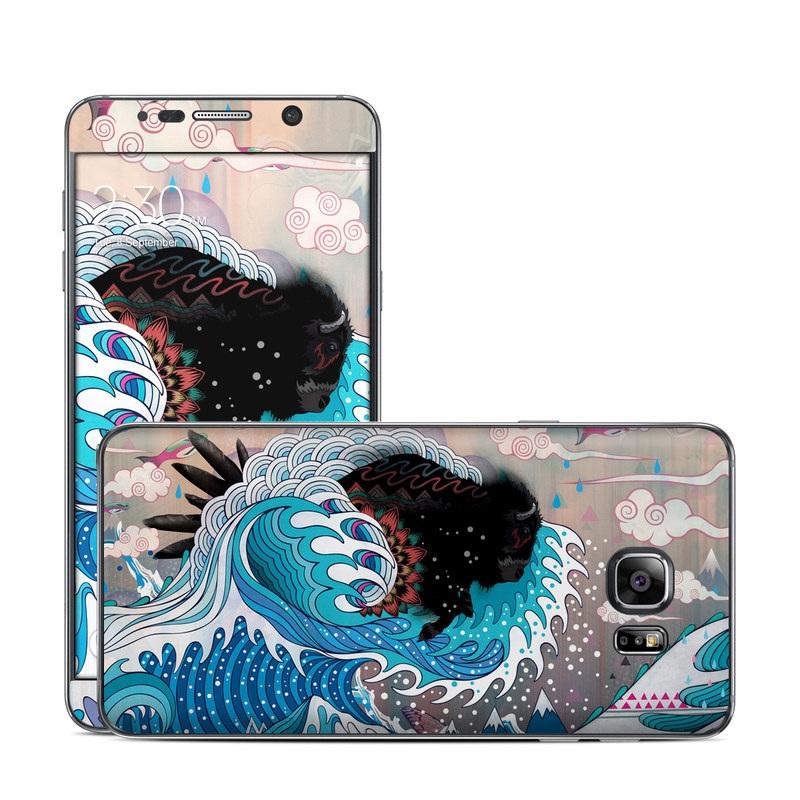 Unstoppabull Galaxy Note 5 Skin