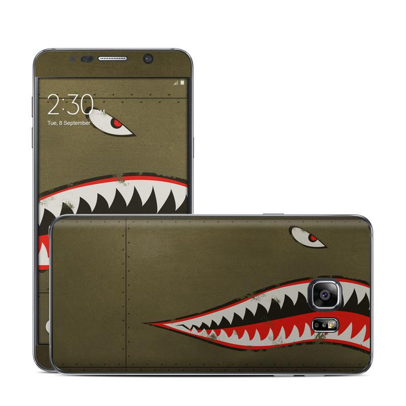 USAF Shark Galaxy Note 5 Skin