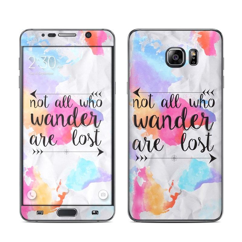 Wander Galaxy Note 5 Skin