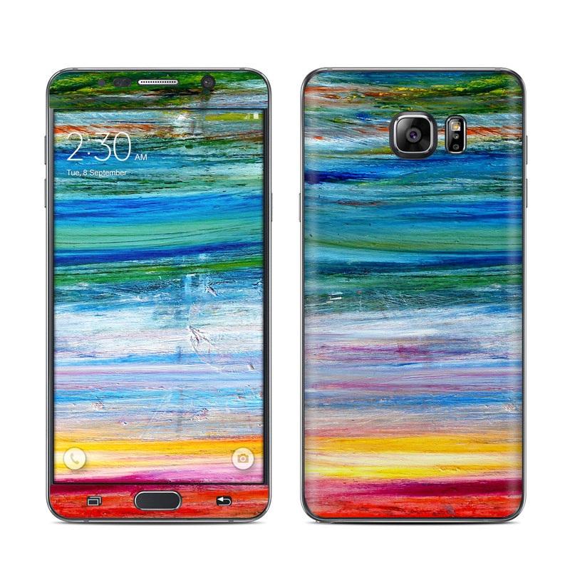 Waterfall Galaxy Note 5 Skin