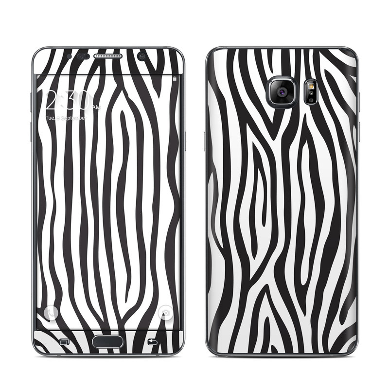 Zebra Stripes Galaxy Note 5 Skin