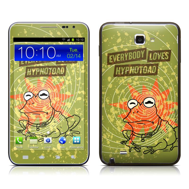 Hypnotoad Samsung Galaxy Note LTE Skin