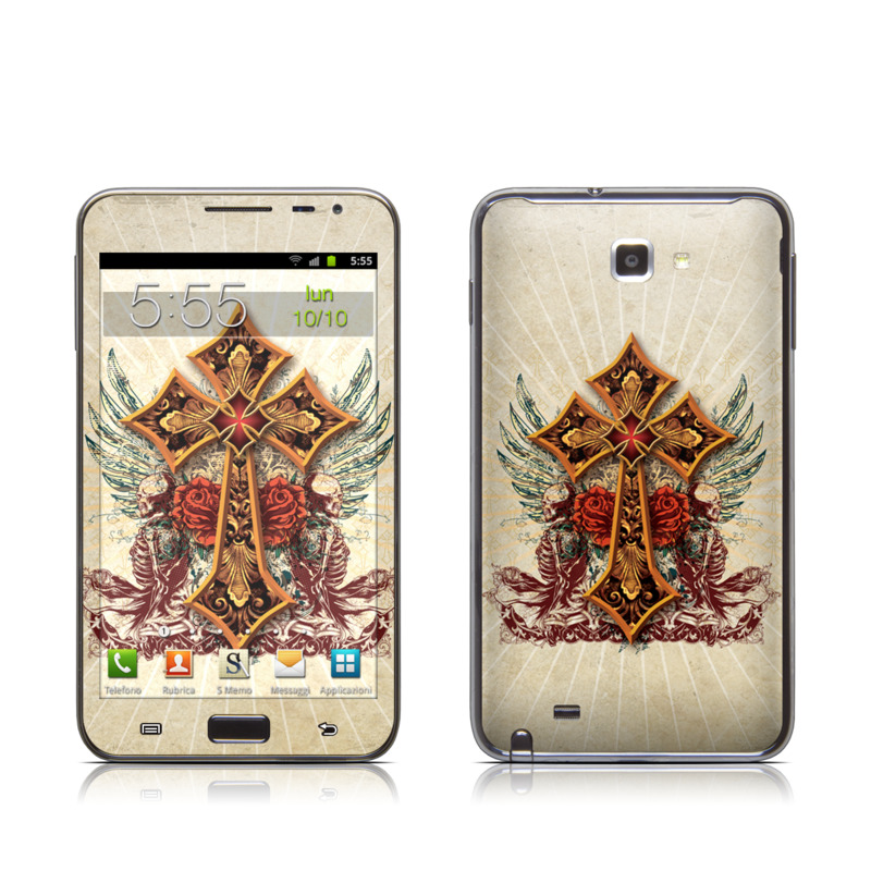 Worship Samsung Galaxy Note Skin