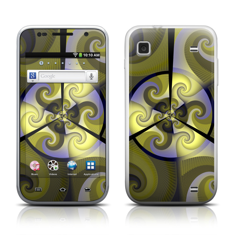 Jazz Transfusion Samsung Galaxy Player 4.0 Skin
