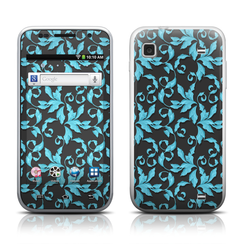 Relic Blue Samsung Galaxy Player 4.0 Skin