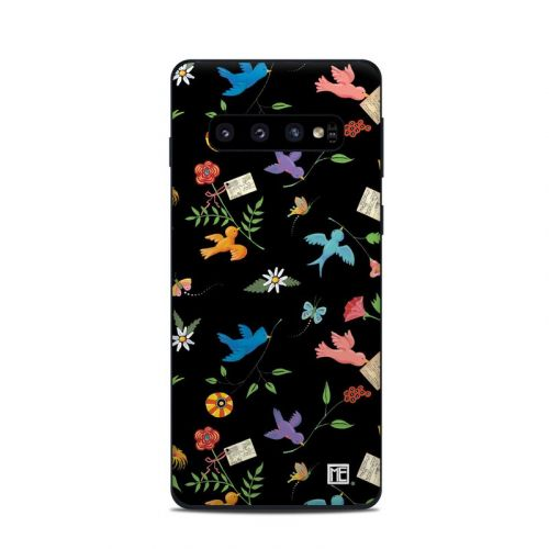 Birds Samsung Galaxy S10 Skin