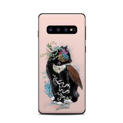 Black Magic Samsung Galaxy S10 Skin