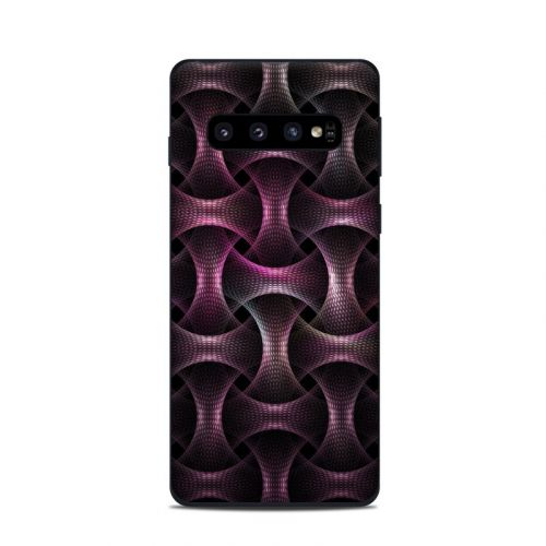 Chinese Finger Trap Samsung Galaxy S10 Skin