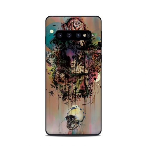 Doom and Bloom Samsung Galaxy S10 Skin
