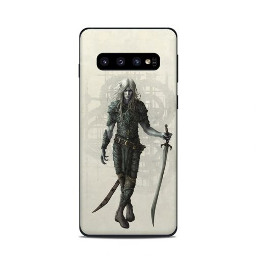 Dark Elf Samsung Galaxy S10 Skin