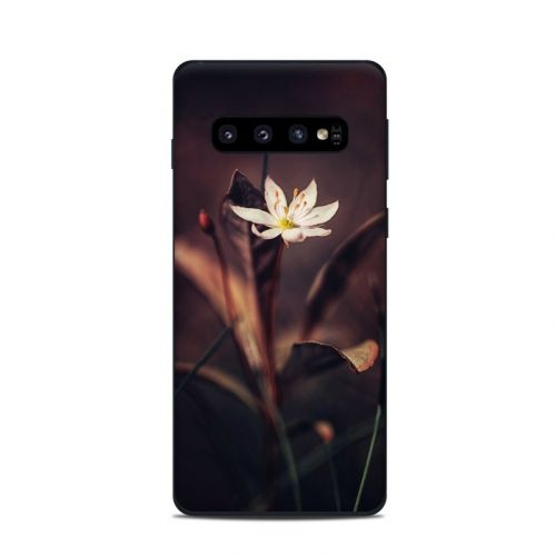 Delicate Bloom Samsung Galaxy S10 Skin