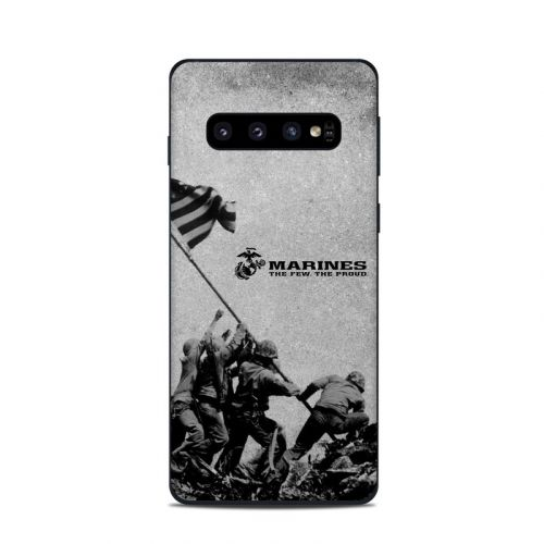 Flag Raise Samsung Galaxy S10 Skin