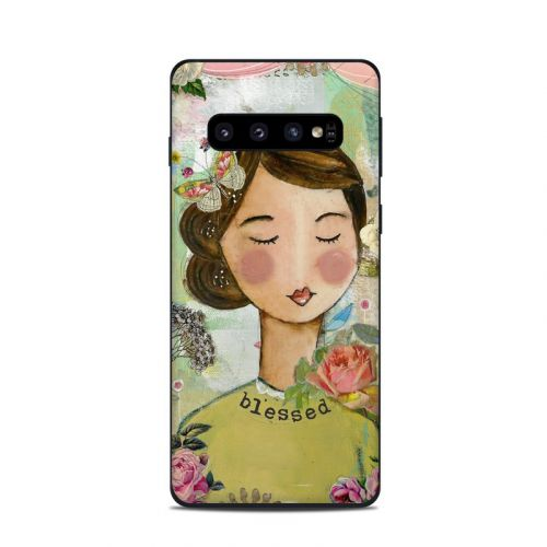 Grateful Soul Samsung Galaxy S10 Skin