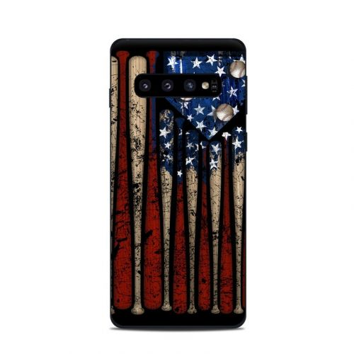 Old Glory Samsung Galaxy S10 Skin