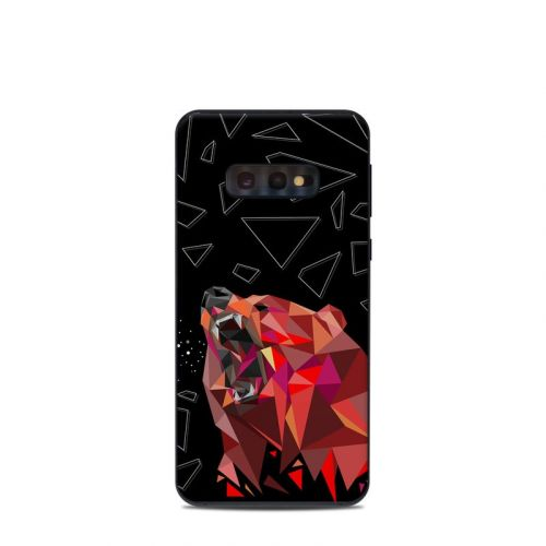 Bears Hate Math Samsung Galaxy S10e Skin