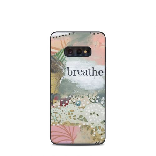 Breathe Samsung Galaxy S10e Skin