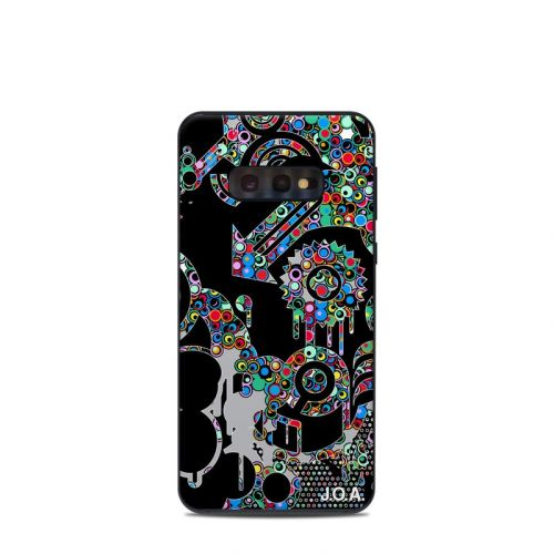 Circle Madness Samsung Galaxy S10e Skin