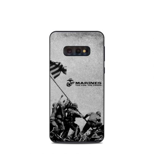 Flag Raise Samsung Galaxy S10e Skin