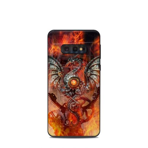 Furnace Dragon Samsung Galaxy S10e Skin