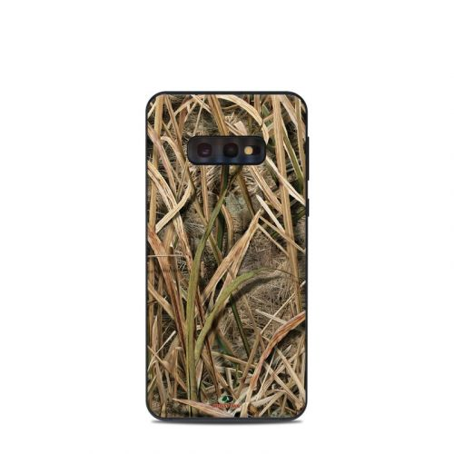 Shadow Grass Blades Samsung Galaxy S10e Skin
