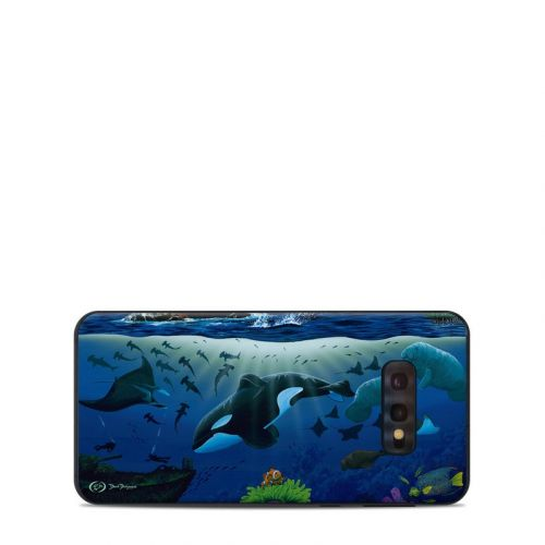 Oceans For Youth Samsung Galaxy S10e Skin