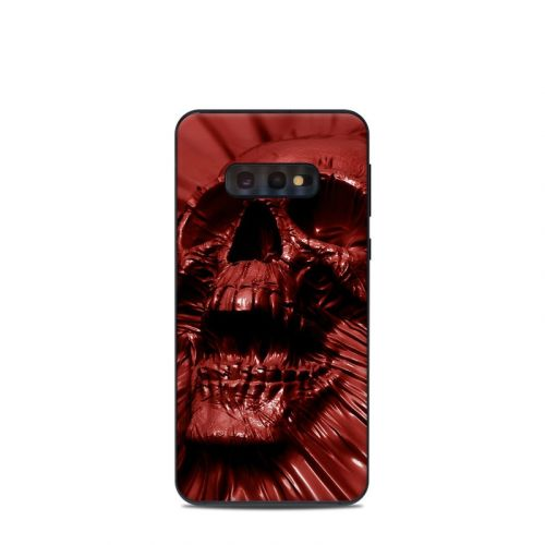 Skull Blood Samsung Galaxy S10e Skin