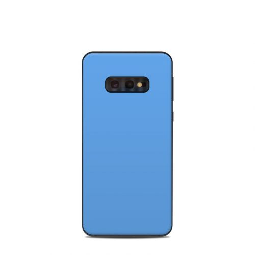 Solid State Blue Samsung Galaxy S10e Skin