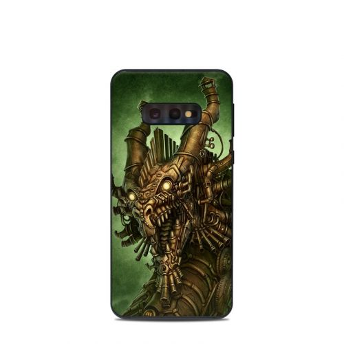 Steampunk Dragon Samsung Galaxy S10e Skin